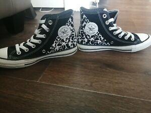 Converse size 6 high top