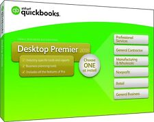 Intuit QuickBooks Desktop Premier 2018 with Industry Editions Small Business...