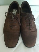 Marks and Spencer vintage suede shoes