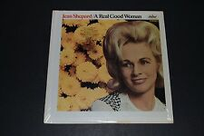 Jean Shepard - A Real Good Woman - Billy Graves - Capitol Records FAST SHIPPING