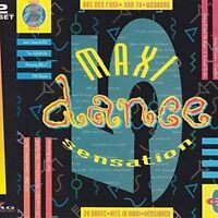 Maxi Dance Sensation 5 (1991) PM Dawn, Erasure, DJ Jazzy Jeff & Fresh P.. [2 CD]