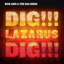 Nick Cave and The Bad Seeds Dig Lazarus Dig Double LP Vinyl 33rpm 2014