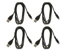 4X USB Charger Power Cable Cord Plug for Nintendo New 3DS / DSi / DSi LL / XL