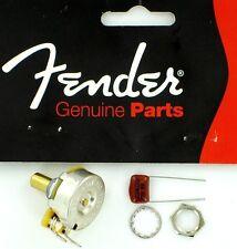 CTS FENDER POT 500K solid SHAFT potenziometro stratocaster TELE JAZZ 0990833000