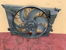 ✔MERCEDES W221 S400 S600 S63 S550 CL550 RADIATOR COOLING AC FAN ASSEMBLY OEM