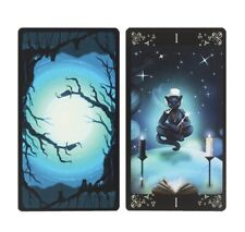 New 78 Gothic Tarot Cards With Guidebook Deck Kit Oracle Set Great For Beginners