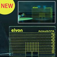 LP Vinyl Record Player Messung Phono Tonarm VTA / Cartridge Azimuth Lineal Neu