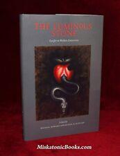 THE LUMINOUS STONE, Lucifer, LIMITED, Three Hands Press, Daniel Schulke, Xoanon