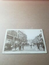 More details for old rp postcard.  west gate. mansfield.   l/3027
