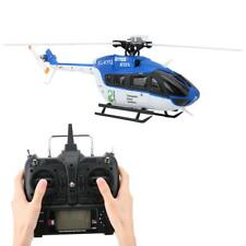 WLtoys K124 2.4G 6CH 3D&6G Electric Simulation Brushless RC Helicopter Toy W