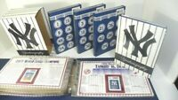 NEW YORK YANKEES -Postage and Yankeeography DVD Set!  The Whole Yankees Story!