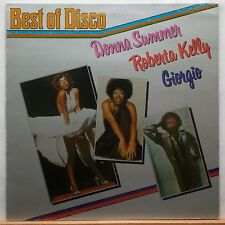 LP DISCO Best Of Roberta Kelly Summer Donna Giorgio