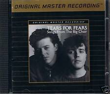 Tears For Fears Songs From The Big MFSL Gold UDCD 730