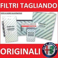 KIT TAGLIANDO FILTRI ORIGINALI ALFA ROMEO GIULIA STELVIO 2.2 D 110 KW 150 CV