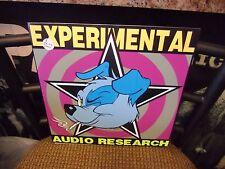 Experimental Audio Research 10 Inch Man's Ruin Records EX CLEAR Colored Original