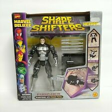 TOY BIZ MARVEL DELUXE SHAPE SHIFTERS PUNISHER POWER PISTOL ACTION FIGURE