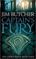 Captain's Fury: The Codex Alera: Book Four,Jim Butcher