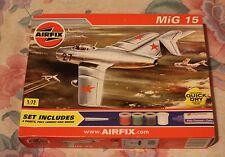 Airfix 1:72 MiG 15 Model Kit