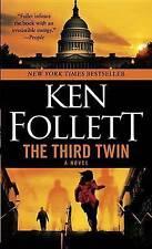 The Third Twin, Ken Follett, Used; Good Book