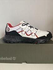 Men's Timberland Garrison Trail Walking/Hiking/Trail Shoe White UK Size 8.5