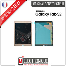 "ECRAN LCD GOLD ORIGINAL SAMSUNG GALAXY TAB S2 9.7"" T810"