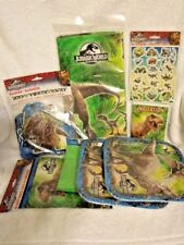 JURASSIC WORLD Party Pack for 8 Guests