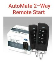 AUTOMATE 4204A, SELECT, 2-WAY, LED,  DIRECTED MODEL 4204A  REMOTE START SYSTEM