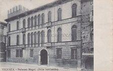VICENZA - Palazzo Negri (Stile Lombardo)