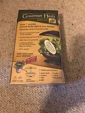 Herb Aero Garden Gourmet  7 Varieties of Fresh Herbs