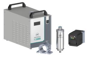mechatron HF-Spindel Fräsmotor CNC Komplettset 2,2kW