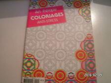 ** Art thérapie Coloriages anti-stress n°2