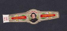 Bague de Cigare Cigar Vitolas BN54363 Opéra