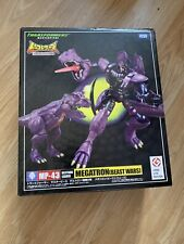 Transformers Masterpiece Beast Wars Megatron Takara Tomy MP-43 New