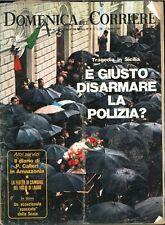 DOMENICA DEL CORRIERE N 51 - 17 DICEMBRE 1968