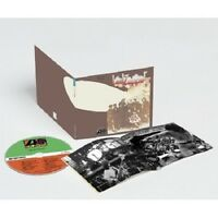 LED ZEPPELIN - LED ZEPPELIN II: REMASTERED CD ALBUM (June 2nd 2014)