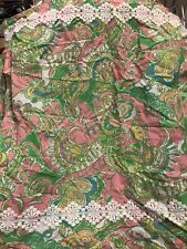 Lilly Pulitzer Duvet Covers Amp Bedding Sets For Sale Ebay