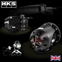 HKS dump valve Bov SSQV universal *NEW * black 25mm