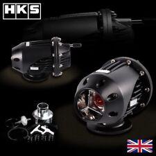 HKS Dump valve BOV SSQV Universel * Neuf * 25 mm Noir