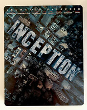Inception - Limited Edition German Steelbook [Blu-ray]