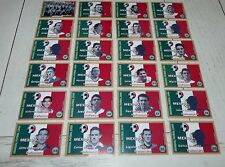 MEXIQUE COMPLETE MEXICO COUPE MONDE FOOTBALL 1958 STYLE PANINI
