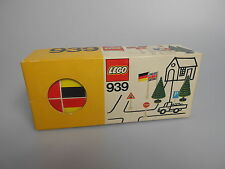 LEGO® System Erweiterungs Set Neuware 939 Flaggen Fahnen Schilder von 1973 (1)