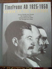 SHADOW OF THE DICTATORS -TIMEFRAME AD 1925-1950 HC BOOK