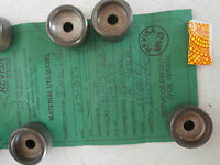 Aircraft parts insulator for EXECUTIVE PLANE  LOT OF 6