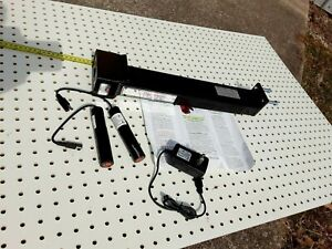 NEW~ US Laser Inc Tine-Guide Accu Fork Lift Truck LASER GUIDED STD pallet skid