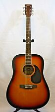 "Stadium Acoustic Guitar 41"" Dreadnought w/Rosewood Fretboard, Sunbourst"