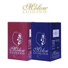 2 Bag in Box Molon 5 lt - Cabernet Franc IGT Veneto e Chardonnay - Cantina Molon