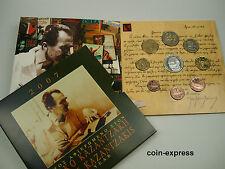 *** EURO KMS GRIECHENLAND 2007 BU NIKOS KAZANTZAKIS m. 2 € Münze Stier + 10 € **