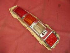 NOS Mercedes-Benz 300SL Roadster W198 Left Tail Light Lens Euro 198 826 01 52