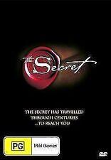 THE SECRET  DVD - Rhonda Byrne - Spiritual, metaphysical