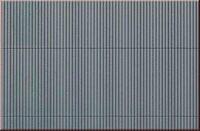 Auhagen 52231 2x Wellblechplatten grau in H0/TT Bausatz Fabrikneu